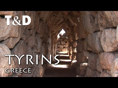 Ancient Tyrins - Greece Tourist Guide - Travel & Discover