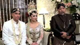 Anak Menikah, Indro Warkop Nangis