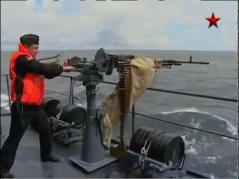 russian heavy machine gun