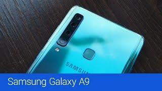 Samsung Galaxy A9 (recenze)