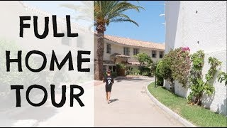 FULL HOME TOUR | PARENTS SPANISH HOME | KERRY WHELPDALE