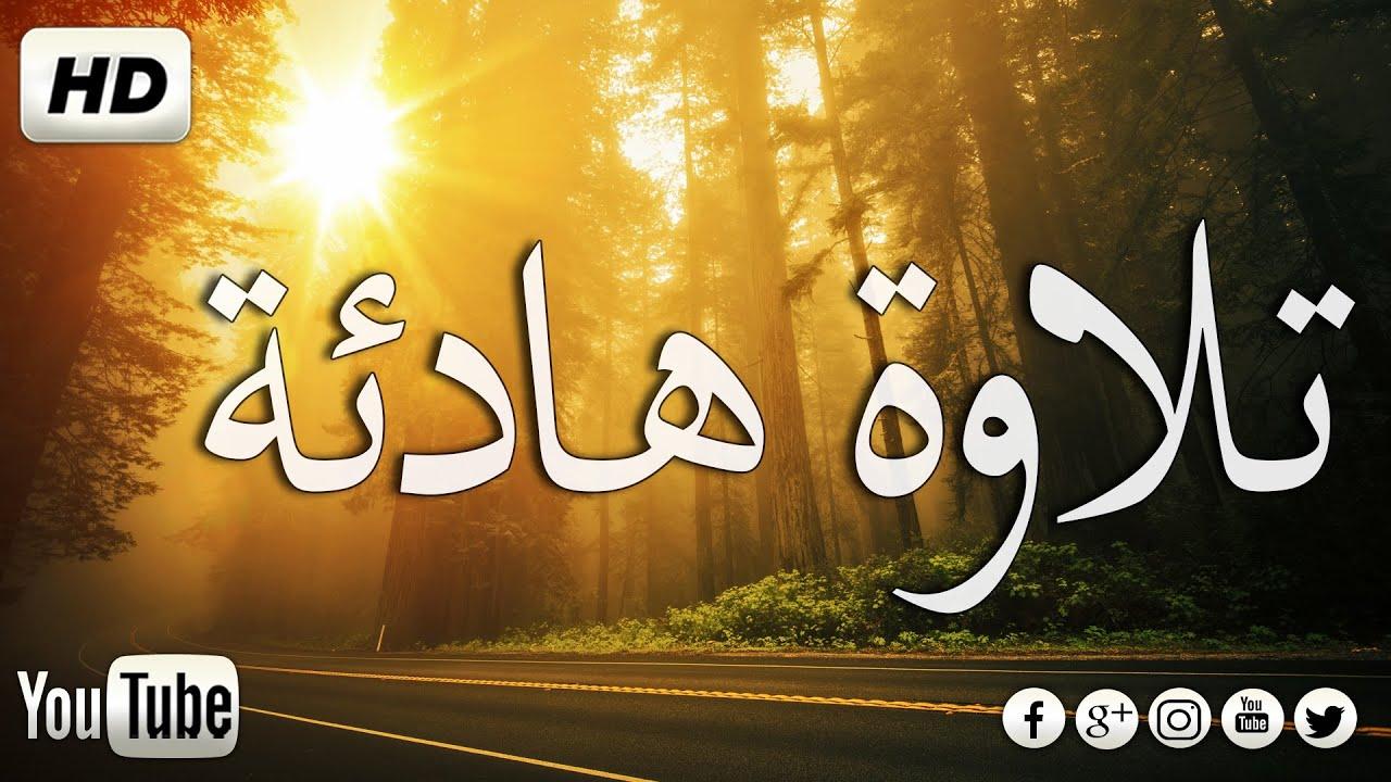 سورة الملك - تبارك - كامله تلاوة هادئة قبل النوم?تريح الاعصاب?القرآن الكريم راحة لقلبك Surat Al Mulk