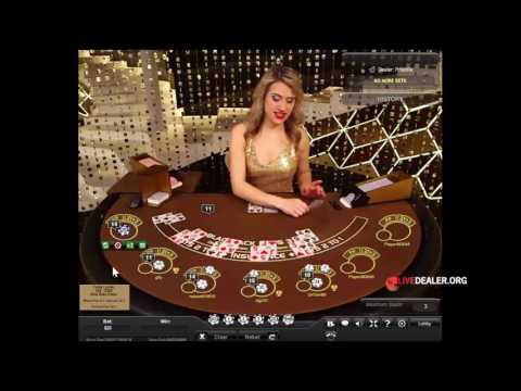Playtech's Royale Blackjack Live