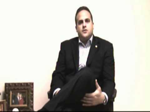 Rep. Frank Artiles Vlog 2