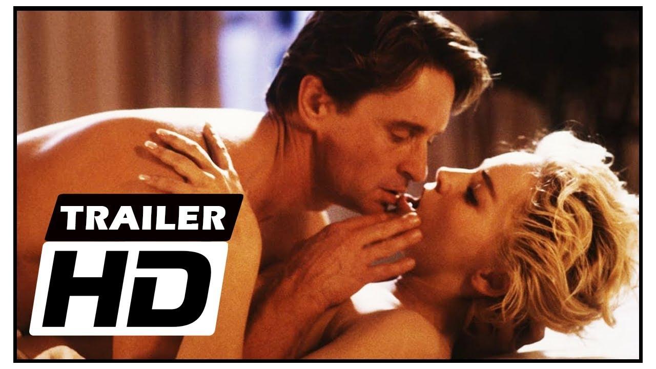 Basic Instinct 18 Official Trailer 1992 Drama Mystery Thriller Youtube
