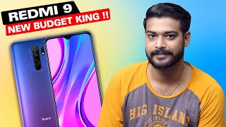 Redmi 9 : The New Budget King !!