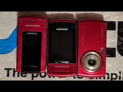 Verizon Wireless Samsung Flipshot (SCH-U900)
