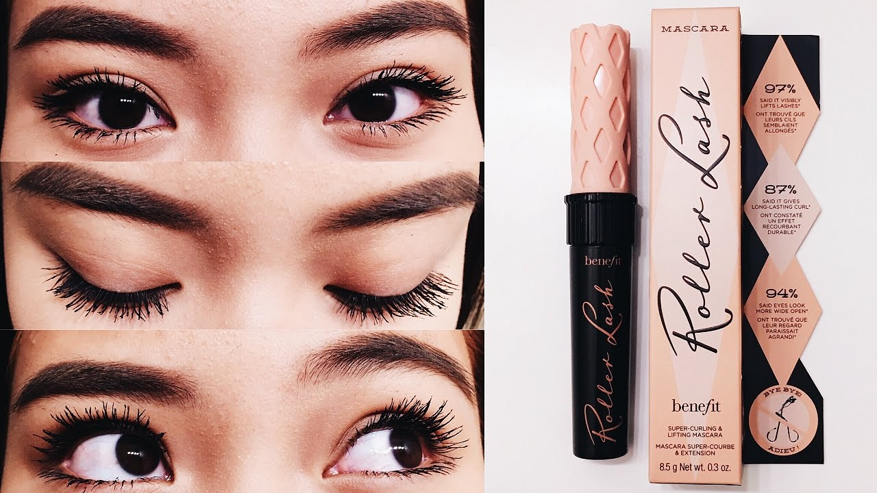 69fb45e1a7d First Impression: Benefit Roller Lash Mascara Review | KJFAdaily ...