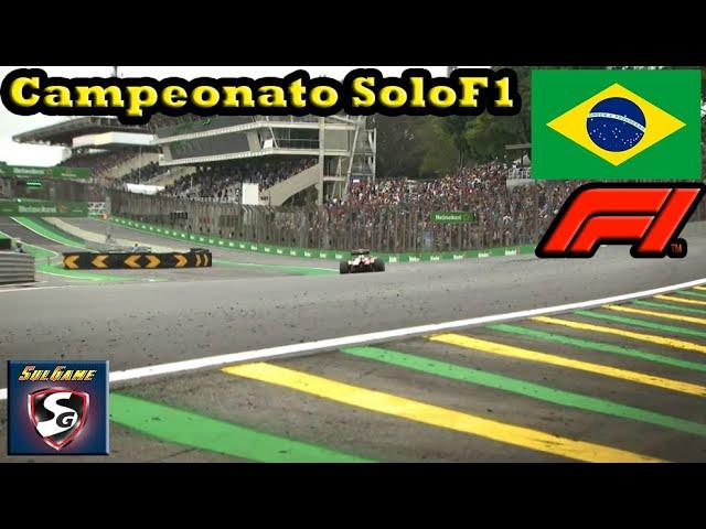 🔴 F1 2019 - Retransmisión SoloF1 // Gp Brasil 20-21