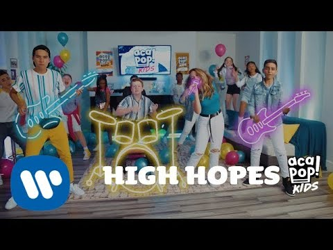 Acapop! Kids High Hopes By Panic! At The Disco Official Music Video