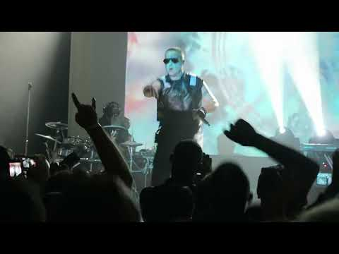 Front 242 Happiness Live Chicago 2017