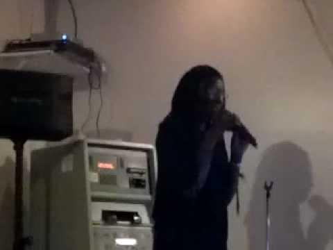 Karaoke Fun nights 1 - 'Whoopi'