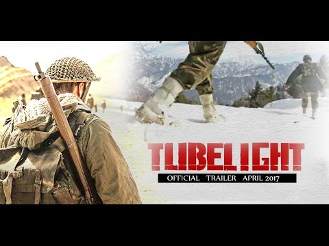 TUBELIGHT : Official Trailer in April 2017 |  Salman khan, Zhu Zhu