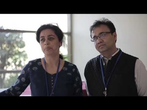 Abhinav Mathur, Founder an Director and Mona Mathur, Founder and CEO, Million Sparks Foundation