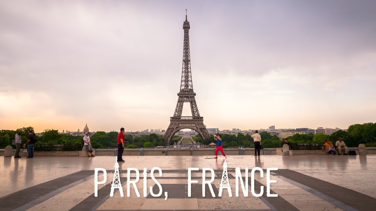france paris things