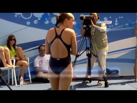Swimsuits & Butts 02A - Euro Champs 2010