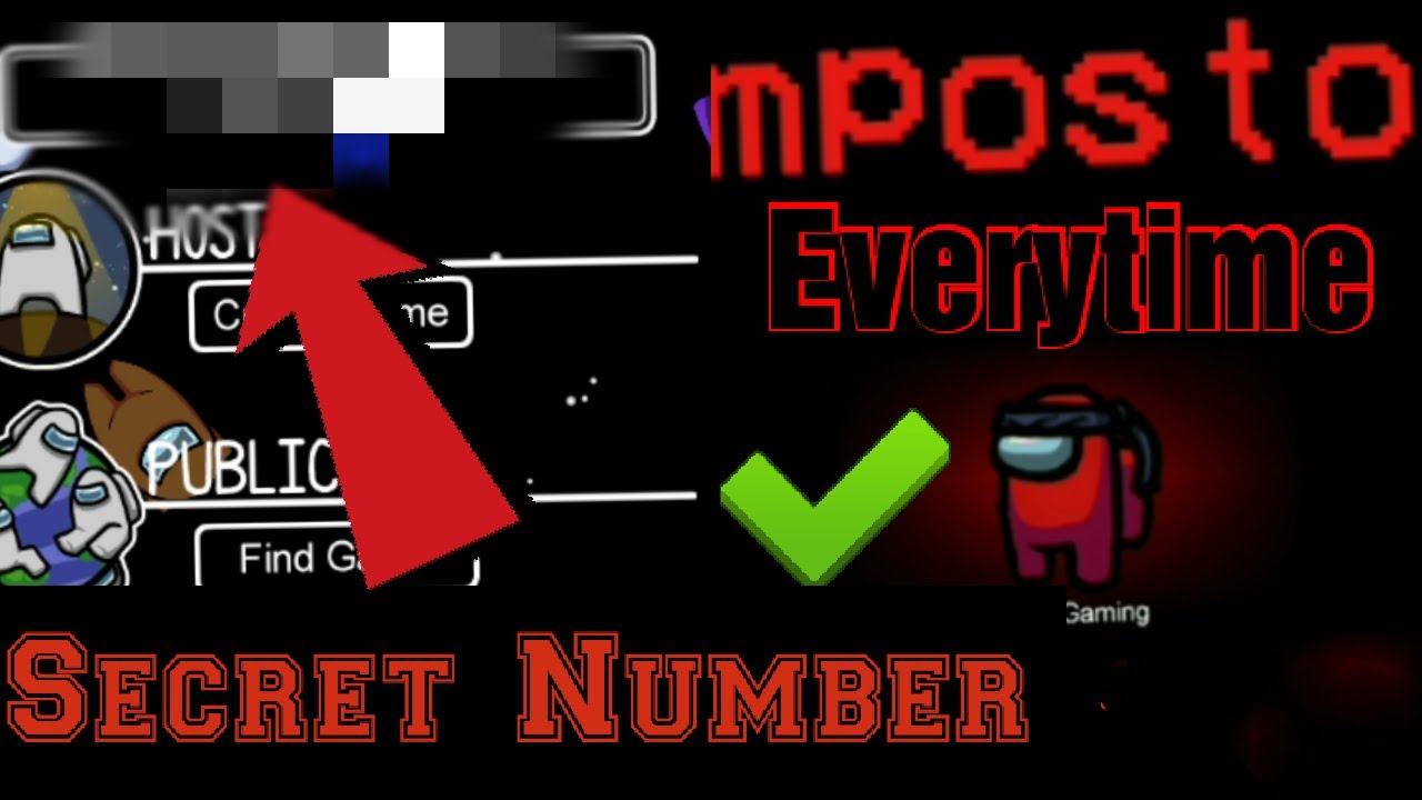 Download !!Secret Code!!🔥How to Get Imposter Everytime In Among Us | how to get imposter everytime |