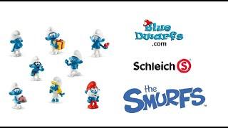 20810 Schleich CLUMSY SMURF *NEW* 2019 - Smurfs