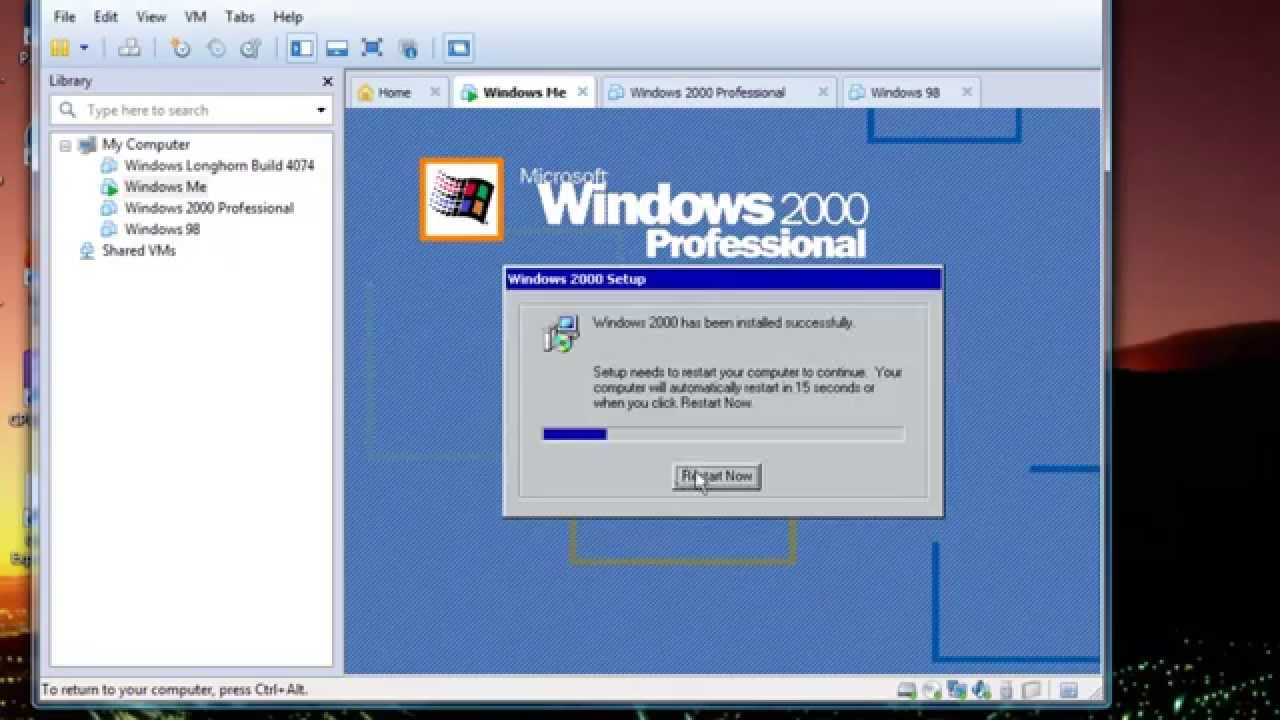 upgrading from windows me to windows 2000 professional