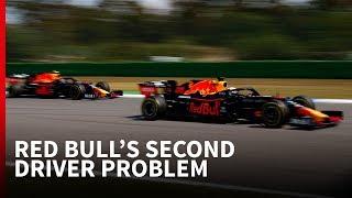 How Verstappen has depleted Red Bull's F1 driver pool