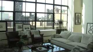 Home Automation Example of a New York Loft Apartment