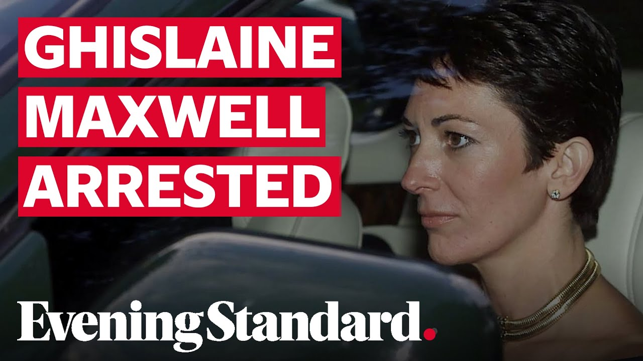 Epstein ex-girlfriend Ghislaine Maxwell arrested by FBI