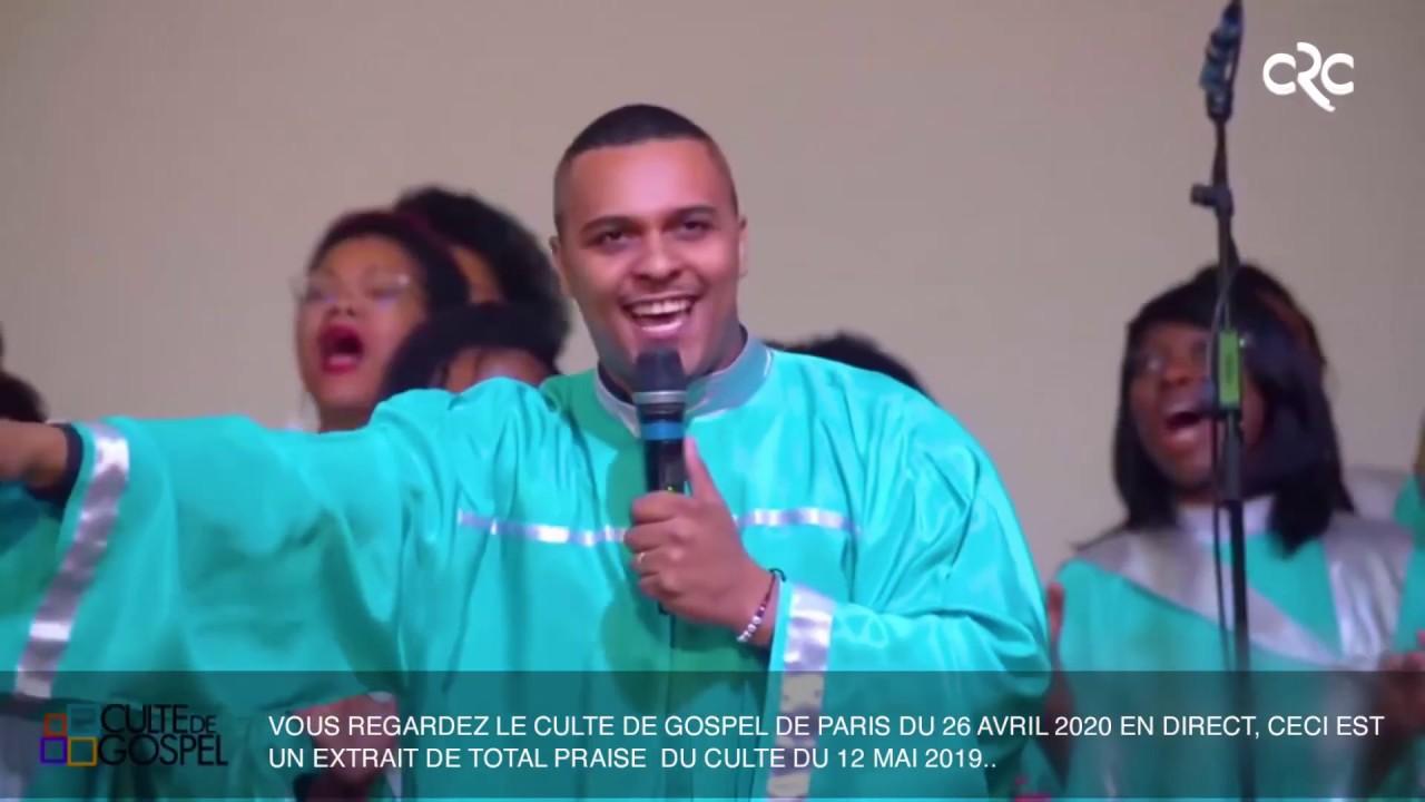 Culte de Gospel de Paris  [26 avril 2020]
