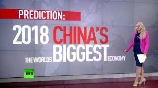 Экономика Китая растет вопреки экономическому кризису на Западе