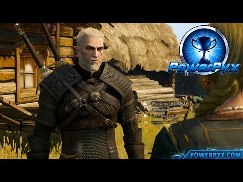 The Witcher 3 Hearts Of Stone DLC - Venomous Viper Witcher Gear Set Locations & Showcase