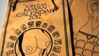 Topless Mayan Calendar 2012