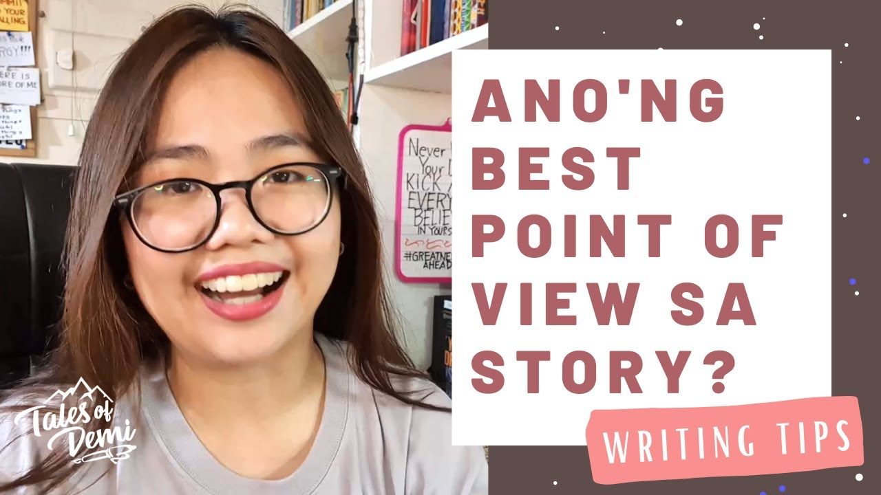 BEST POINT OF VIEW FOR YOUR STORY? What is 1st, 2nd, & 3rd POV?🤔