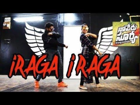 IRAGA IRAGA SONG DANCE CHOREOGRAPHY |  NAA...