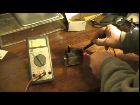 How to test an ignition coil YouTube