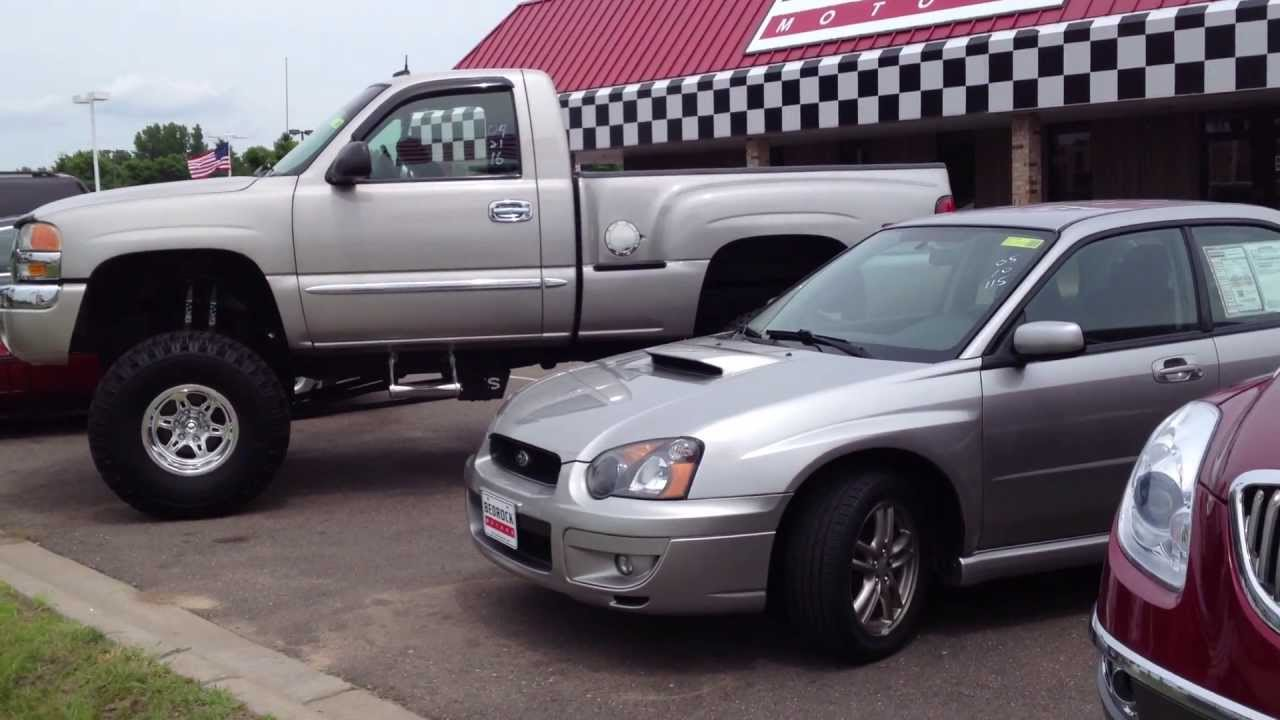 2004 Gmc Sierra Single Cab