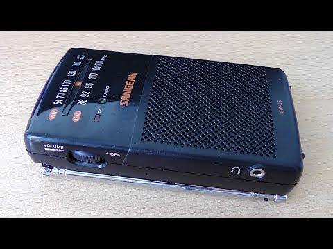 Radio Sangean SR-35