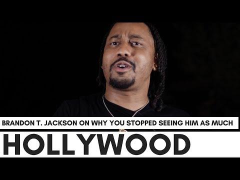 Tone Kapone - Brandon T Jackson Tells Why He Left Hollywood
