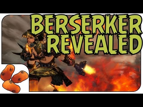 Warrior BERSERKER Specialization Details!