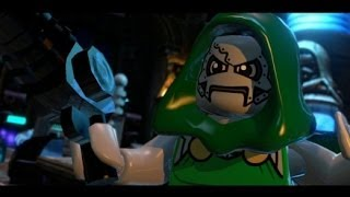 LEGO Marvel Super Heroes 100% Guide #9 - Doctor in the House (All 10 Minikits, Stan Lee in Peril)