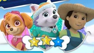 Щенячий патруль на русском Новые серии 2016 Игра для детей Эверест приходит на помощь Новый щенок