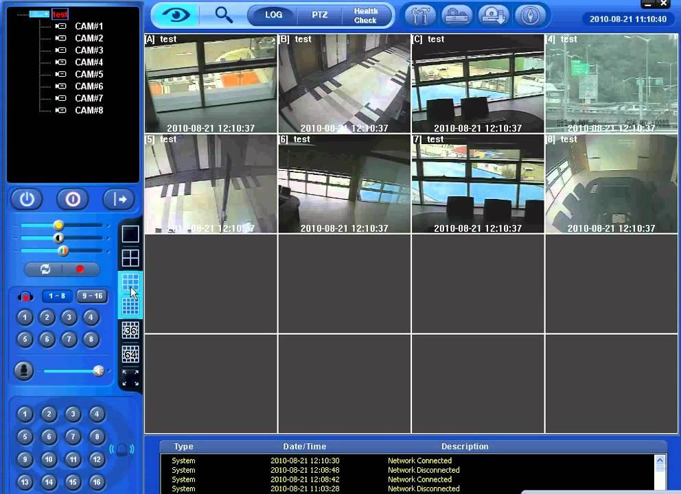 скачать программу cms для видеорегистратора