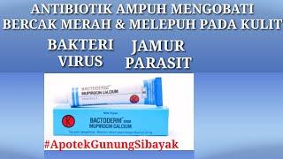 Mupirocin Obat Ampuh Mengobati #infeksi Kulit Akibat Bakteri Dan #virus & Kulit Melepuh Berisi Nanah