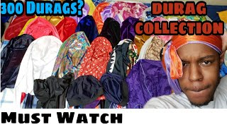 MY DURAG COLLECTION : 360 wave durags