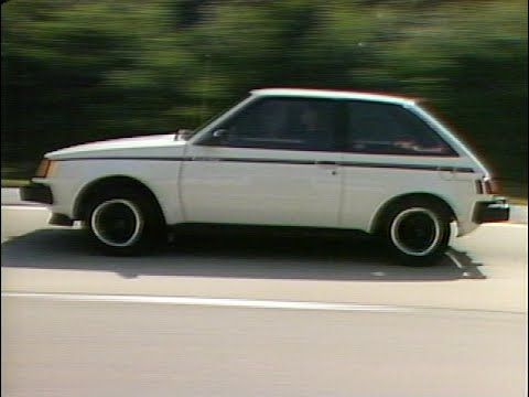 MotorWeek   Retro Review: '84 Dodge:Plymouth Colt GTS Turbo