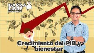 Crecimiento del PIB y bienestar | Barra Libre Coatza Digital