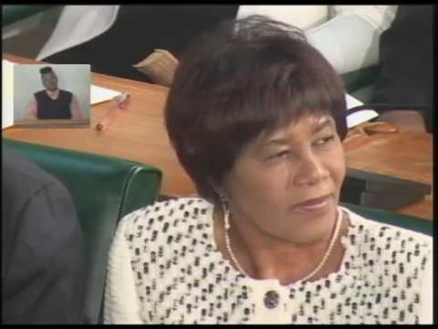 Portia Simpson Miller Exists The Political Stage Tvj