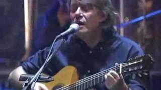 Fabrizio De André Amico fragile Live