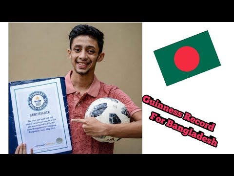 A new guinness record for bangladesh ||...