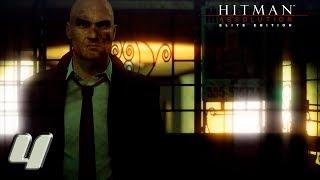Hitman: Absolution прохождение на геймпаде часть 4 Спасаться бегством