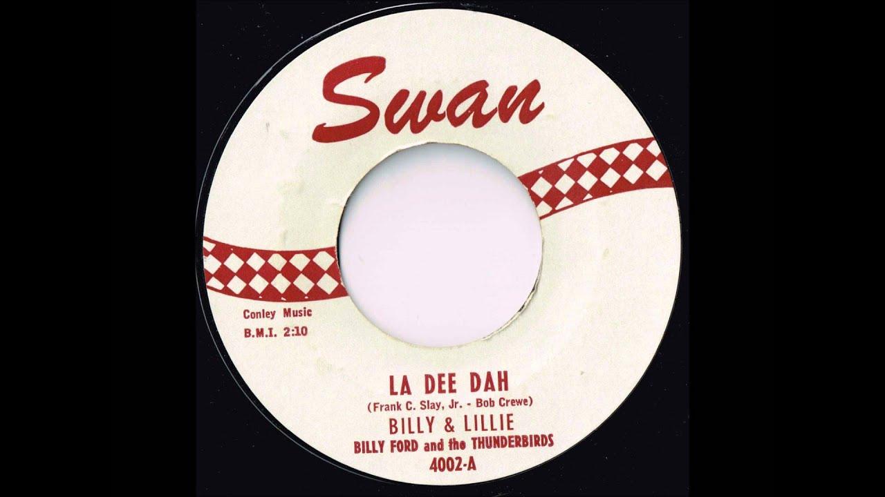 LA DEE DAH by Billy & Lillie : Nearest Faraway Place
