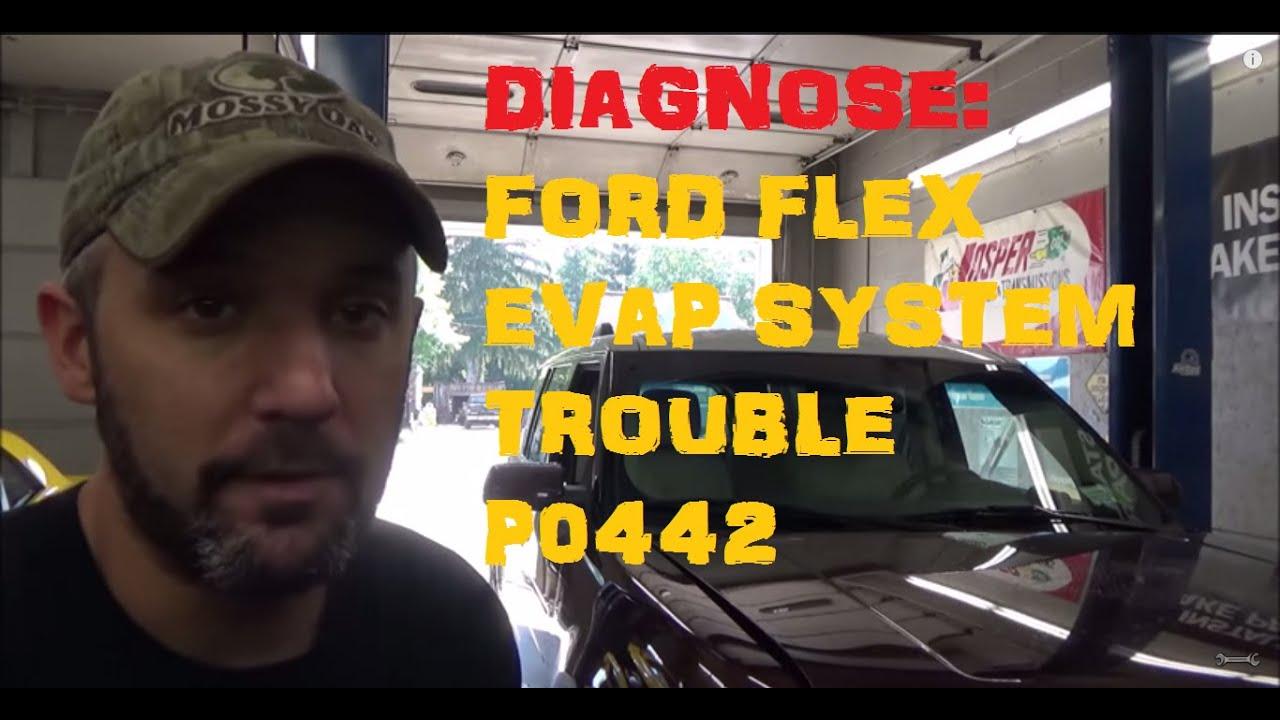 P0442 ford focus